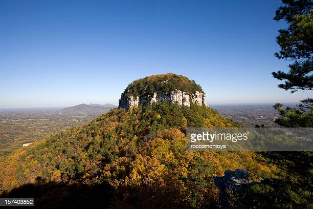 pilot mountain, winston-salem - winston salem stock pictures, royalty-free photos & images
