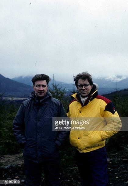 PEAKS Pilot Northwest Passage Airdate April 8 1990 DAVID