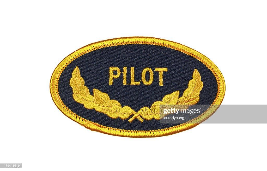 Pilot Patch : Stock Photo