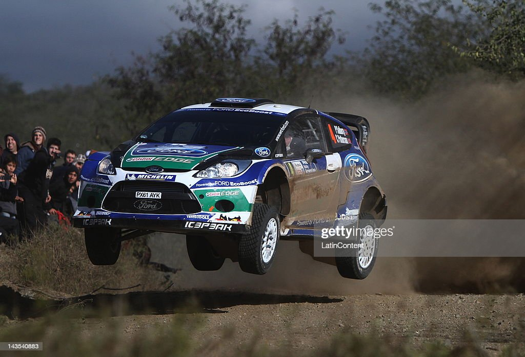 Rally Argentina 2012 - Day 3