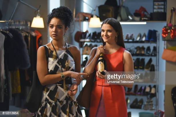 TYPE 'Pilot' Pictured Aisha Dee as Kat Katie Stevens as Jane