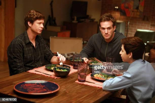 Anders Holm as Vince Andy Favreau as Matthew JJ Totah as Michael