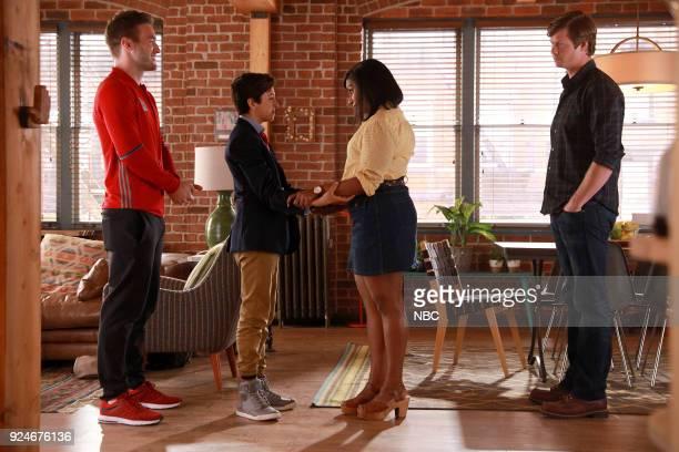 Andy Favreau as Matthew JJ Totah as Michael Mindy Kaling as Priya Anders Holm as Vince