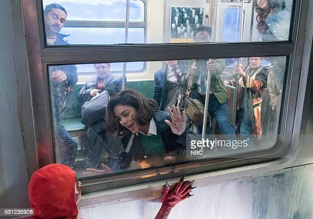 Atlin Mitchell as Crimson Fox Vanessa Hudgens as Emily