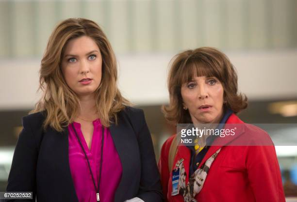 Briga Heelan as Katie Andrea Martin as Carol