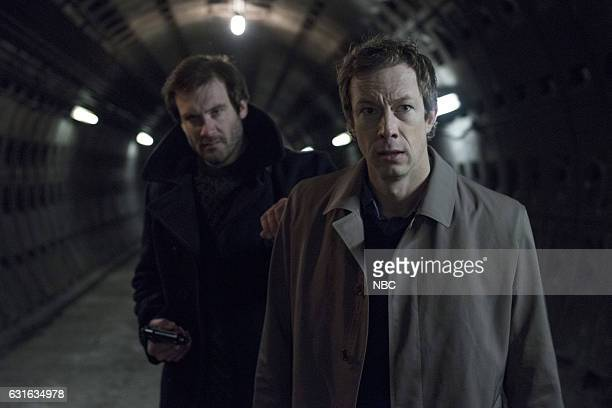 TAKEN Pilot Pictured Clive Standen as Bryan Mills Kris Holden Reid as Mike Hall