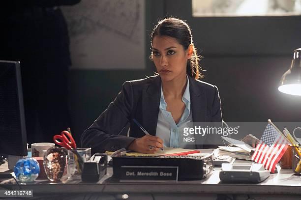 LAURA Pilot Pictured Janina Gavankar as Meredith Rose