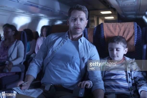 MANIFEST 'Pilot' Pictured Josh Dallas as Ben Stone Jack Messina as Cal Stone