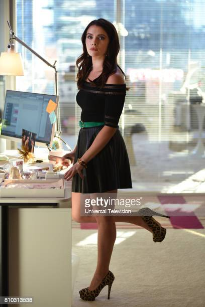 TYPE 'Pilot' Pictured Katie Stevens as Jane