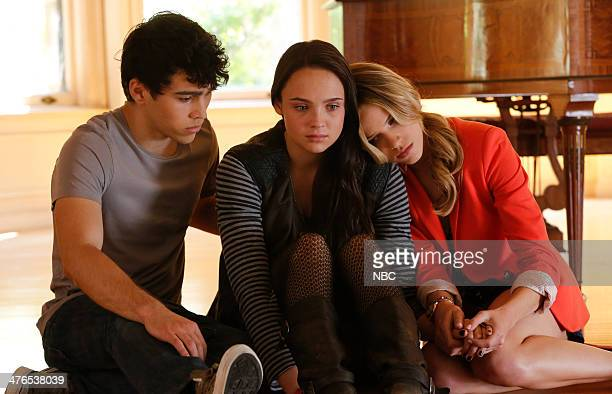 Max Schneider as Ian Martinez Stevie Lynn Jones as Beth Ann Gibson Halston Sage as Amber Fitch