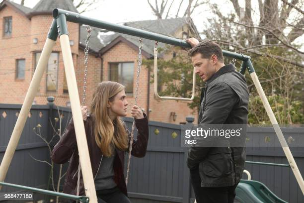 MANIFEST Pilot Pictured Melissa Roxburgh as Michaela Stone Josh Dallas as Ben Stone