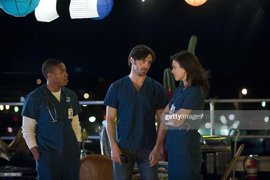 The Night Shift - Season Pilot : News Photo