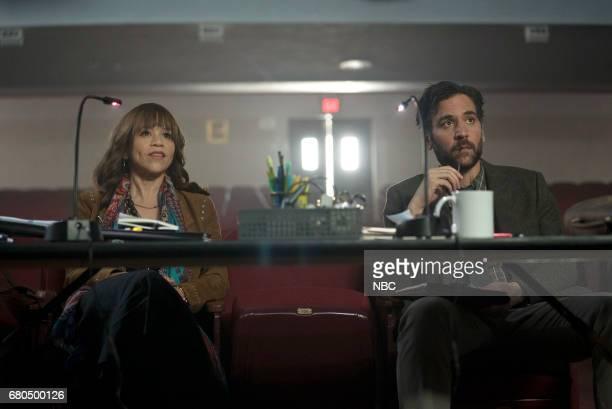Rosie Perez as Tracey Wolfe Josh Radnor as Lou Mazzuchelli