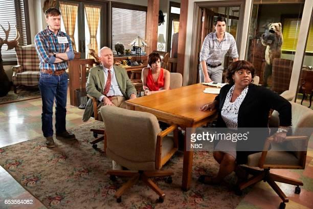 Steven Boyer as Dwayne John Lithgow as Larry Krysta Rodriguez as Summer Nick D'Agosto as Josh Sherri Shepherd as Anne