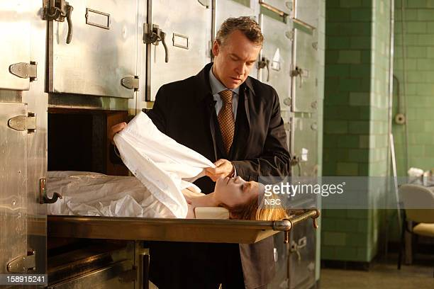 DECEPTION 'Pilot' Pictured Tate Donovan as Edward Bowers