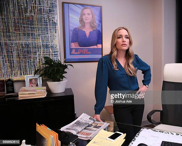 NOTORIOUS ''Pilot' Powerhouse TV news producer Julia George capitalizes on the notoriety of the clients of charismatic defense attorney Jake...