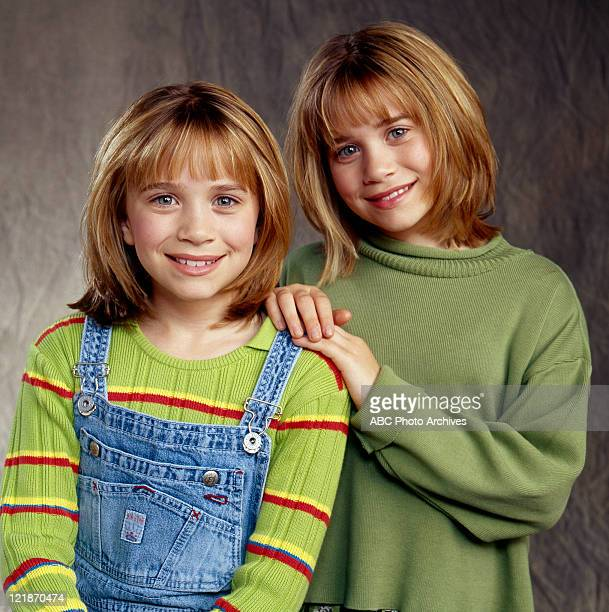 KIND Pilot Putting Two n' Two Together Gallery Shoot Date September 25 1998 MARYKATE AND
