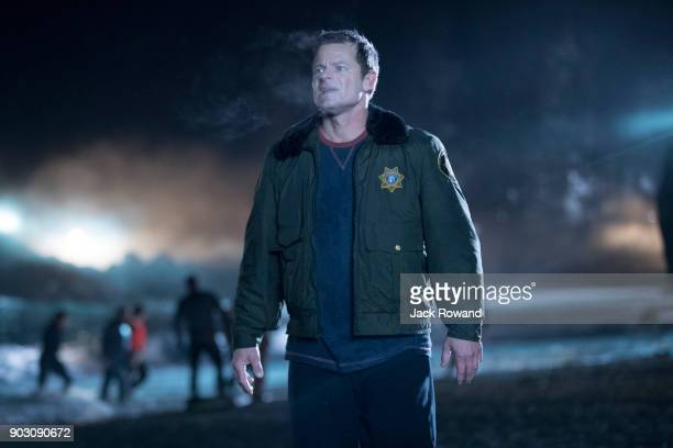 """Pilot"""" - Refugees from a war-torn country seek asylum in a small American fishing town, only the country these people are from is America and the war..."""