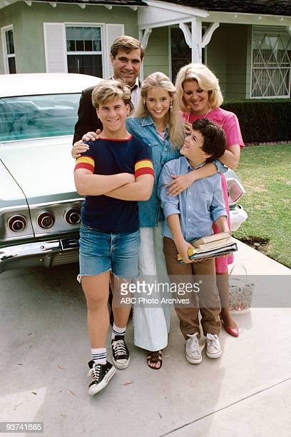 YEARS Pilot Season One 1/31/88 Preteen Kevin Arnold learned about life and love growing up in suburban America in the late 1960s Pictured from left...