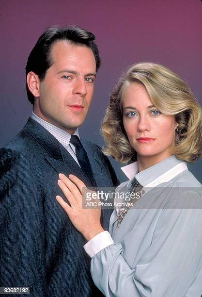 MOONLIGHTING Pilot Season One 3/03/1985 Cybill Shepherd stars as former fashion model Maddie Hayes who has a reversal of fortune leaving her with few...
