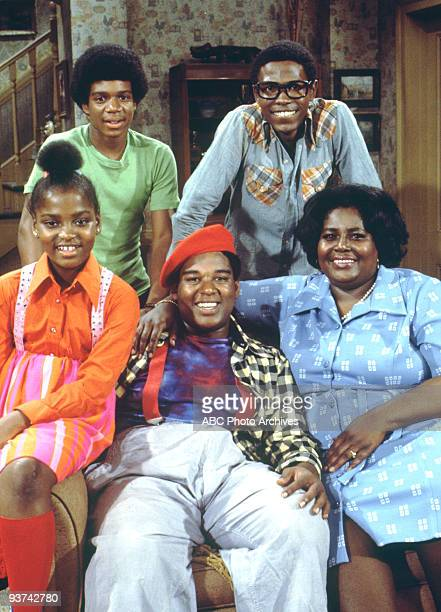 Pilot - Season One - 8/5/1976, Pictured, top row: Haywood Nelson , Ernest Thomas ; bottom row, left: Danielle Spencer , Fred Berry , Mabel King ,