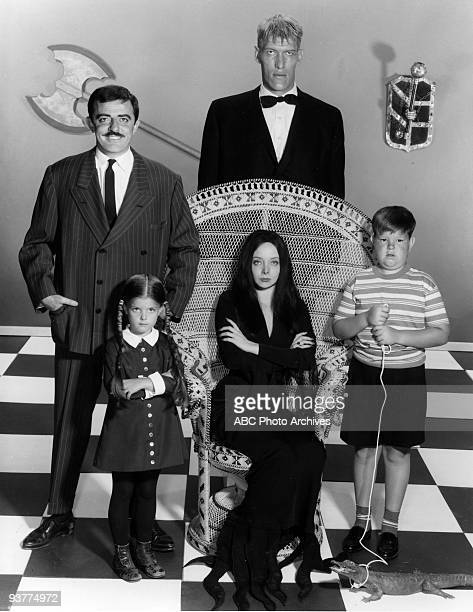 "Pilot - Season One - 9/18/64, ""The Addams Family"" was based on the characters in Charles Addams' ""New Yorker"" cartoons. The wealthy Gomez Addams was..."