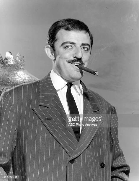 FAMILY Pilot Season One 9/18/64 The Addams Family was based on the characters in Charles Addams' New Yorker cartoons The wealthy Gomez Addams was...