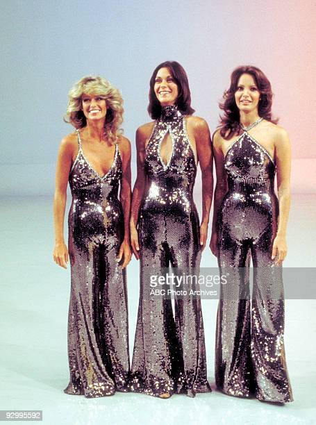 Pilot - Season One - 9/22/76 Pictured, from left: Farrah Fawcett-Majors, Kate Jackson and Jaclyn Smith played undercover detectives Jill Munroe,...