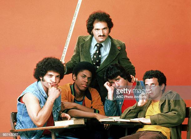 BACK KOTTER pilot Season One 9/9/75 Gabe Kotter a former Sweathog returned to his Brooklyn high school to teach the new class of delinquents from...