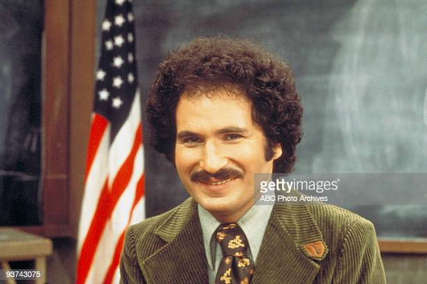 BACK KOTTER pilot Season One 9/9/75 Gabe Kotter a former Sweathog returned to his Brooklyn high school to teach the new class of misfits