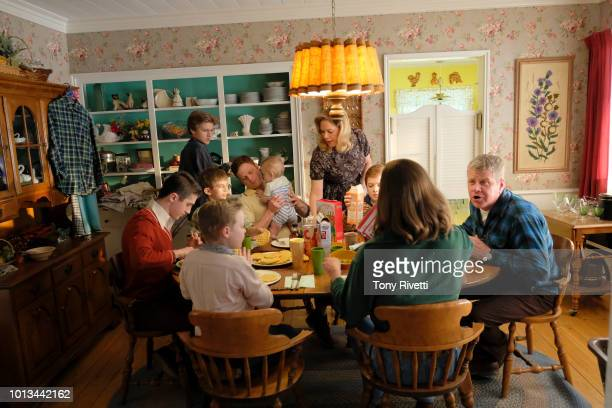 ALRIGHT 'Pilot' Set in the 1970s this ensemble comedy follows a traditional IrishCatholic family the Clearys as they navigate big and small changes...