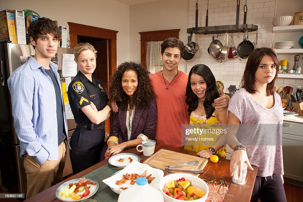 THE FOSTERS - 'Pilot' - The series is a one-hour drama about a multi-ethnic family mix of foster and biological kids being raised by two moms. MITCHELL
