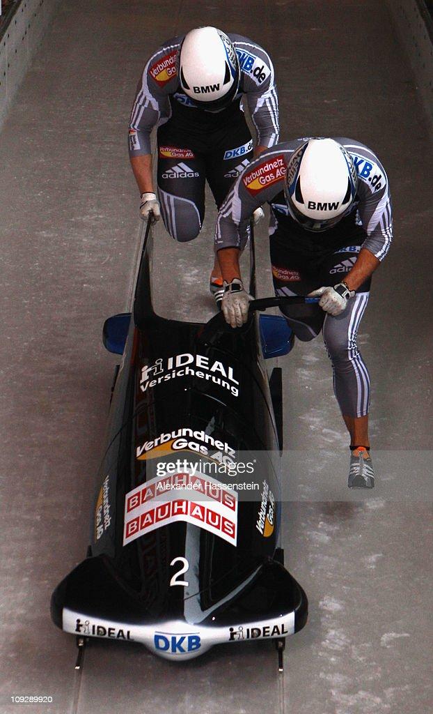 FIBT World Championship - Two Man Bobsleigh