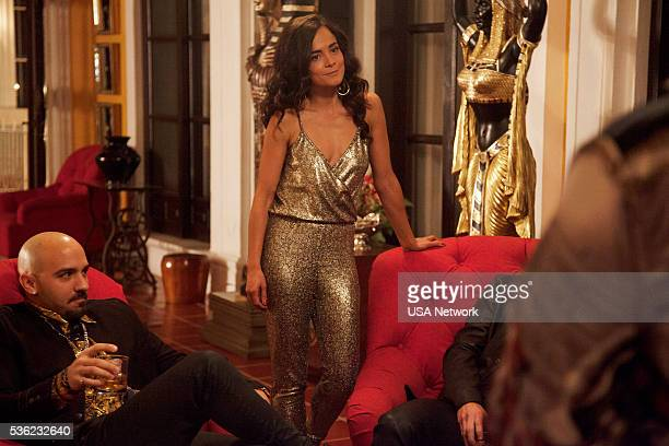 SOUTH 'Piloto' Episode 101 Pictured Alice Braga as Teresa Mendoza