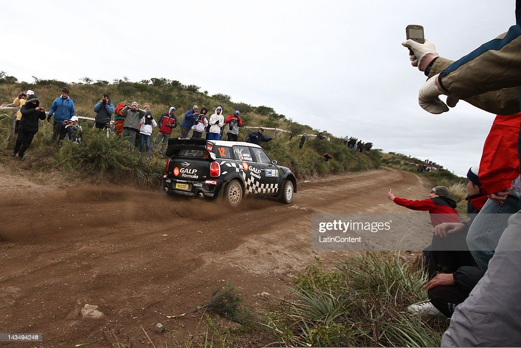 Rally Argentina 2012 - Day 2