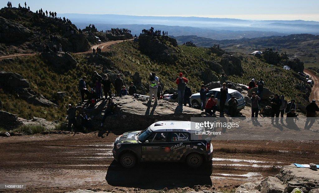 World Rally Championship Argentina - Day 3
