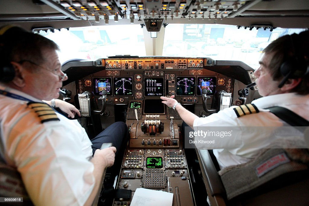 Aid Is Loaded Onto A British Airways Flight Bound For Haiti : News Photo