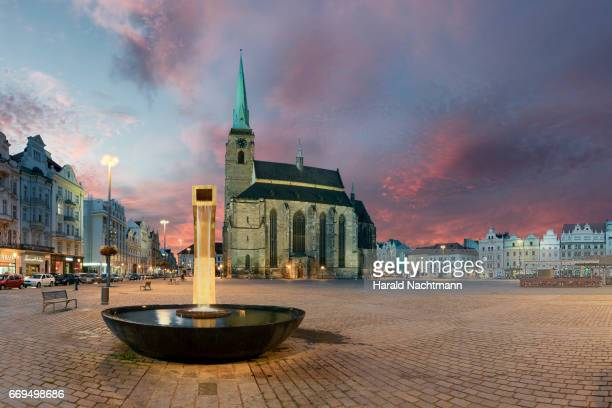 pilsen - plzeň stock pictures, royalty-free photos & images