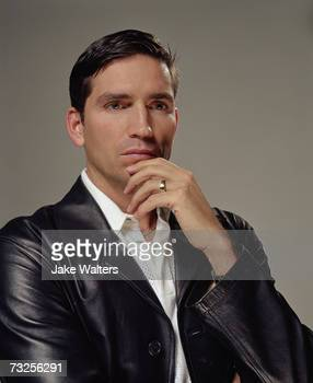 Actor Jim Caviezel poses for a portrait shoot in London UK