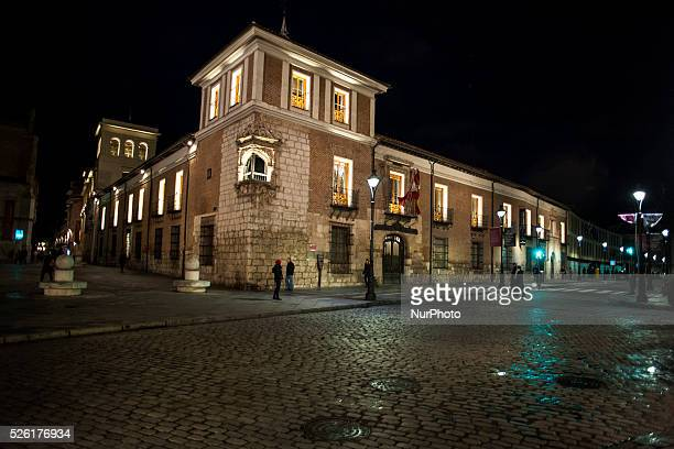 Pimentel Palace is a palace in the city of Valladolid It is located in the Plaza de San Pablo It was the birthplace of Philip II The building an...