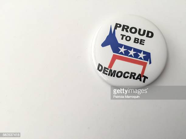 'Proud to be Democrat'