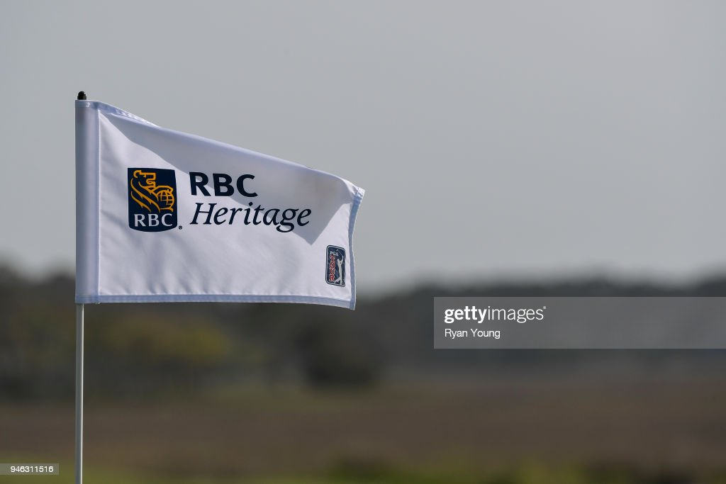 RBC Heritage - Round Three : News Photo