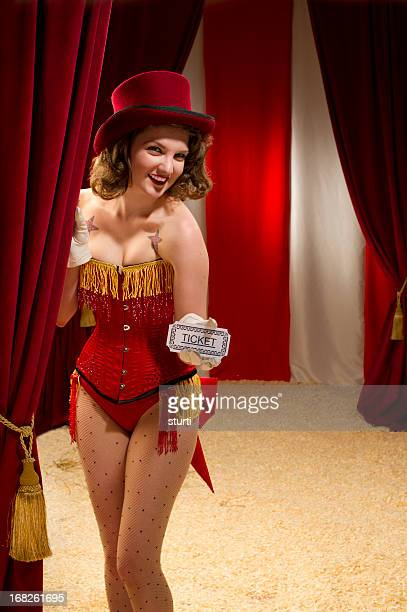 pin up usherette