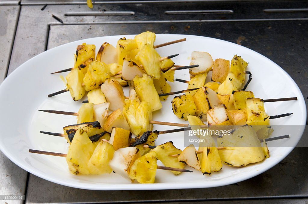 Pina and Pears : Stock Photo