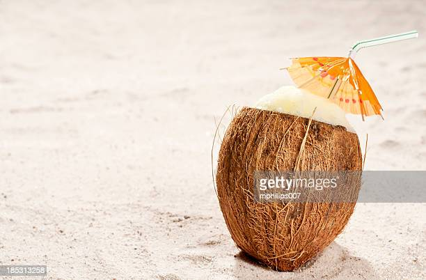 pina colada - rum stock pictures, royalty-free photos & images