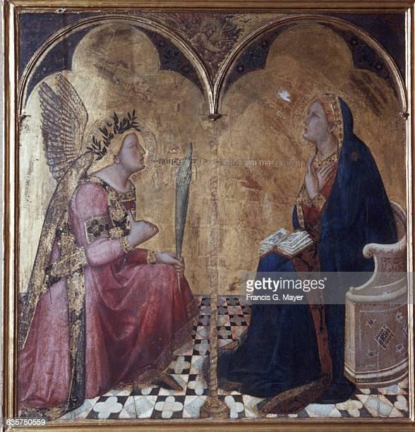 1344 Pinacoteca Nazionale di Siena Siena Italy