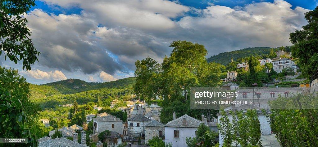 Pinakates panorama : Stock Photo