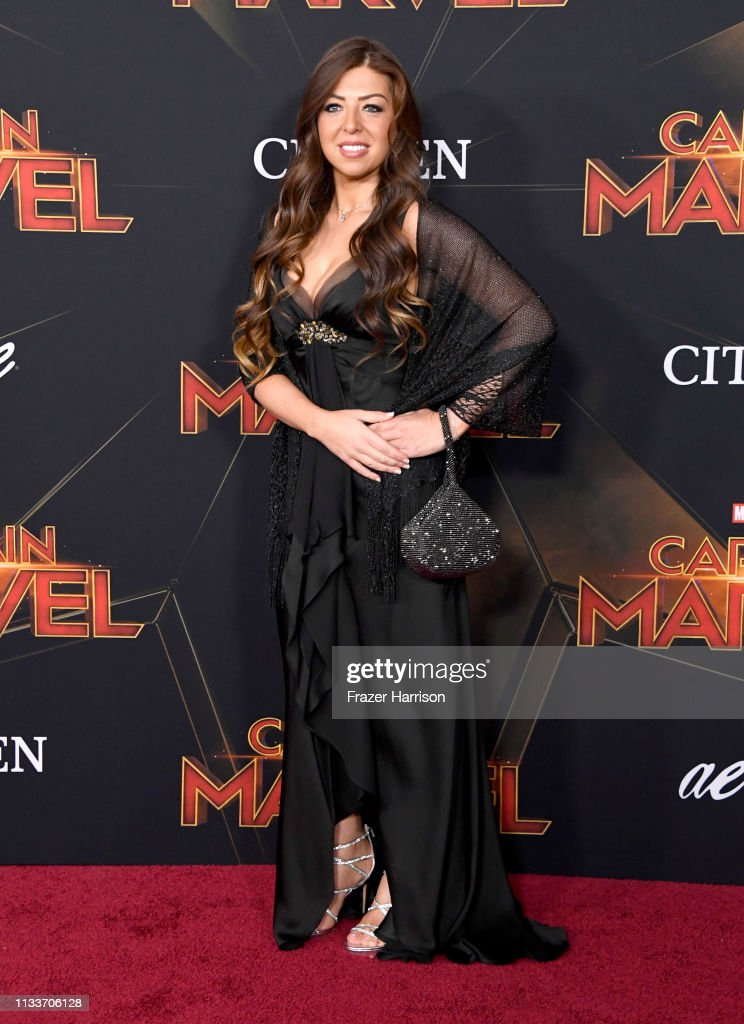 Marvel Studios 'Captain Marvel' Premiere - Arrivals : ニュース写真