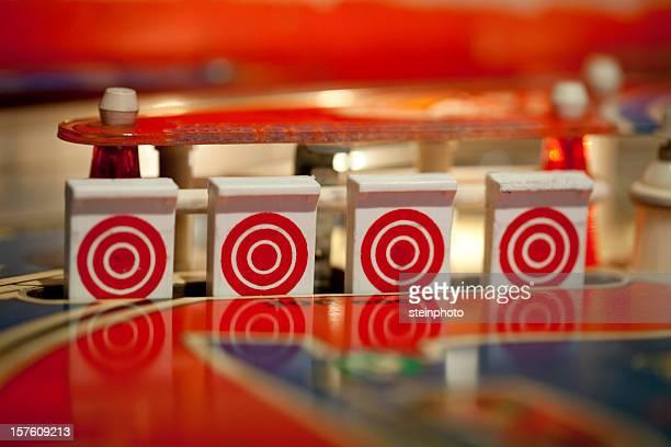 Pinball Drop Down Targets