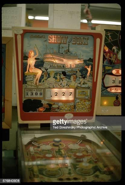 Pinball Machine Scoreboard